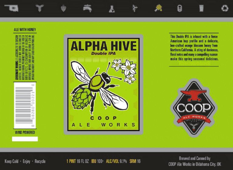 coop alpha hive