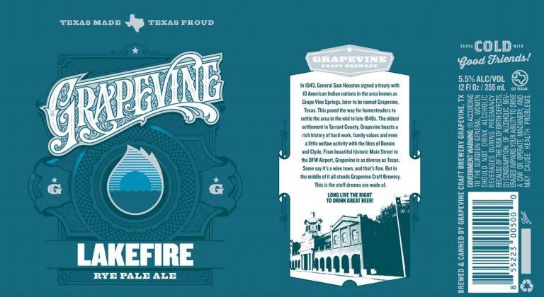 grapevine lakefire