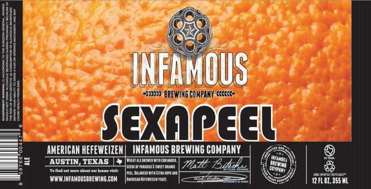 infamous sexapeel