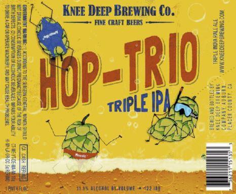 knee deep hop trio