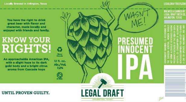legal draft presumed innocent ipa