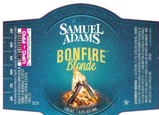 sam adams bonfire
