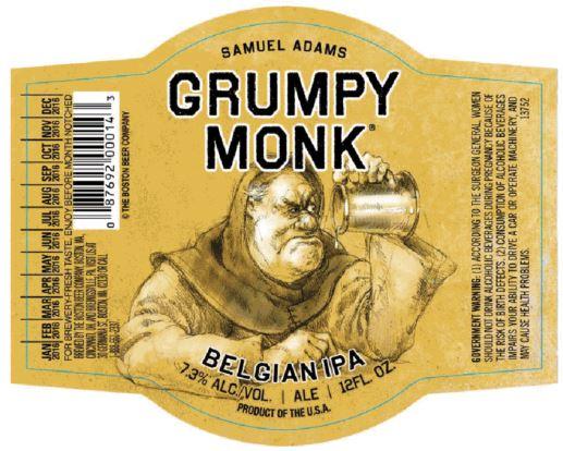 sam adams grumpy