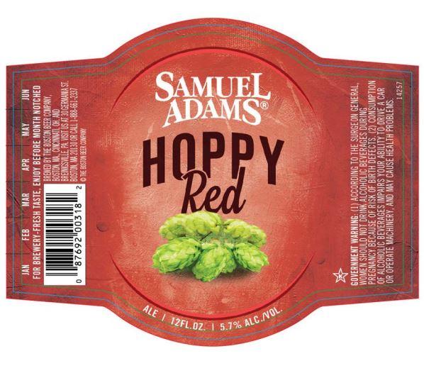 sam adams hoppy red