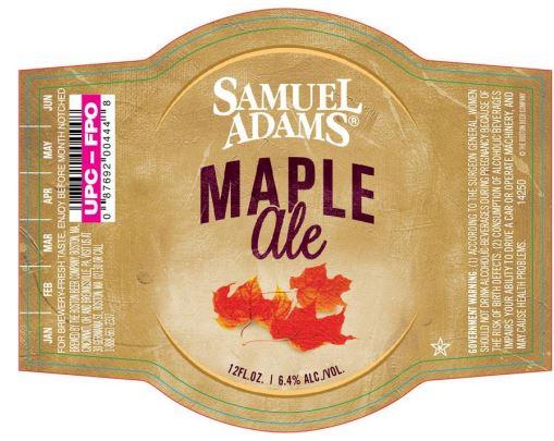 sam adams maple ale