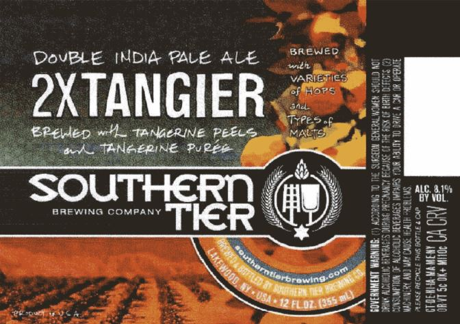 southern tier 2x tangier