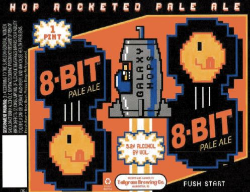 tallgrass 8 bit TABC Label and Brewery Approvals July 8 2016