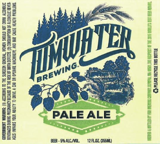 tumwater pale ale