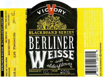 victory berliner weisse