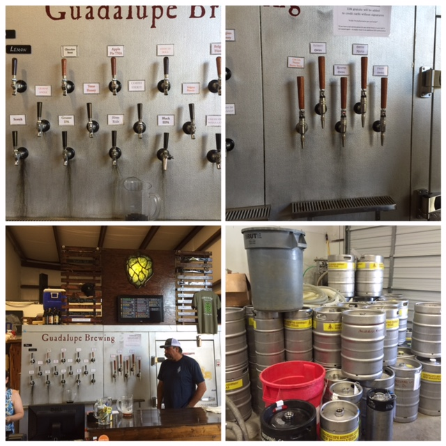 Guadalupe Brewing taps Guadalupe Brewing Company - Texas Craft Brewery Profile
