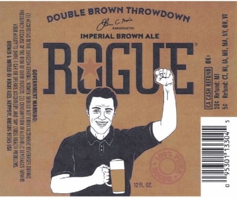 rogue double brown