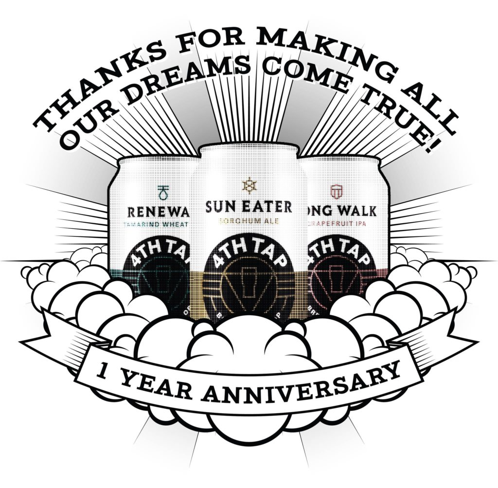 4th-tap-anniversary-party Austin Craft Beer Events Nov 7th to 13th 2016