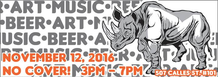 art-music-beer Austin Craft Beer Events Nov 7th to 13th 2016