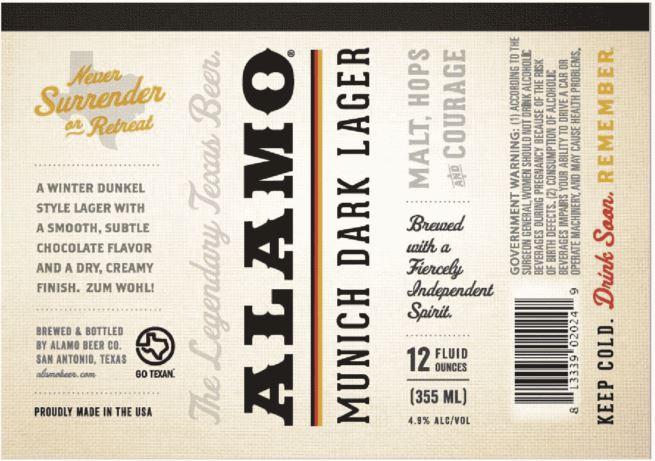 NEW BRAUNFELS texas Saison Canneberge STICKER decal craft beer brewery brewing