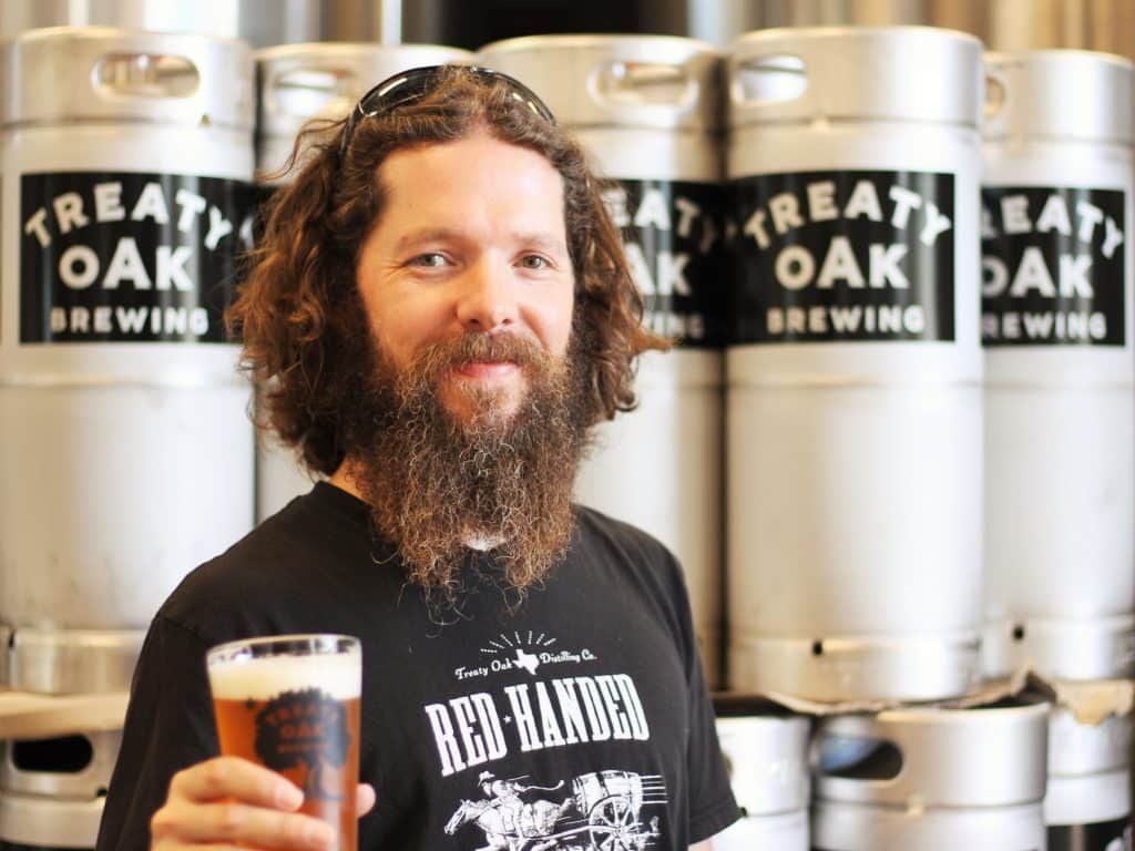 Chris Lamb Treaty Oak Brew Master Treaty Oak Announces Grand Opening of its New Brewery
