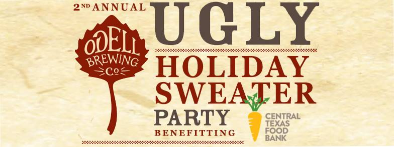 ugly-sweater-party-php2 Austin Craft Beer Events Dec 5th - 11th 2016
