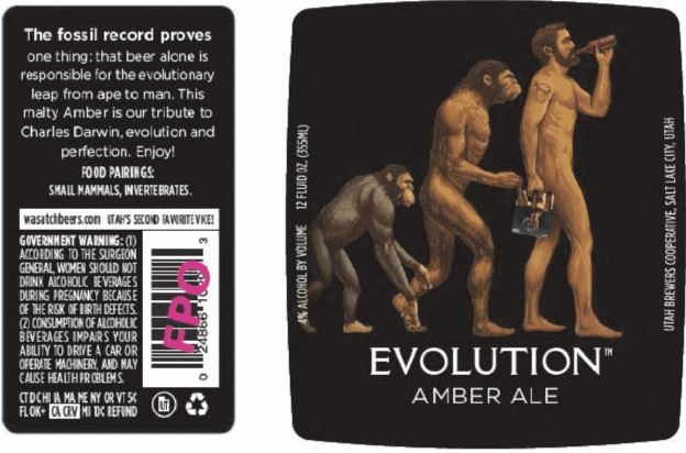 wasatch-evolution TABC Label and Brewery Approvals Dec 2nd 2016