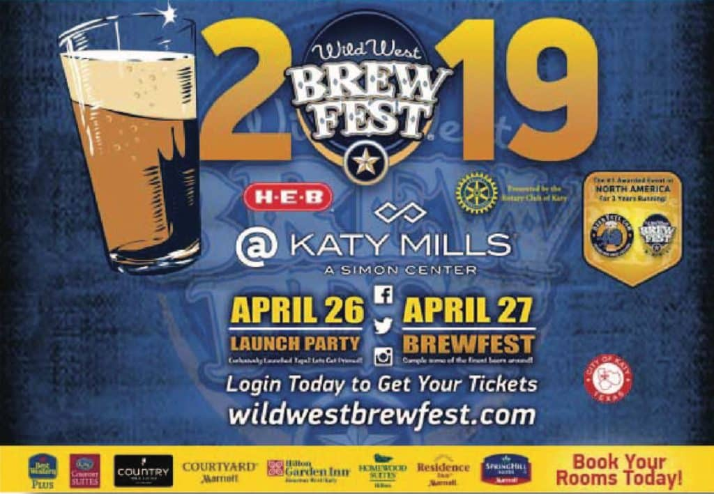 Austin Craft Beer Events March 25 - 31st 2019