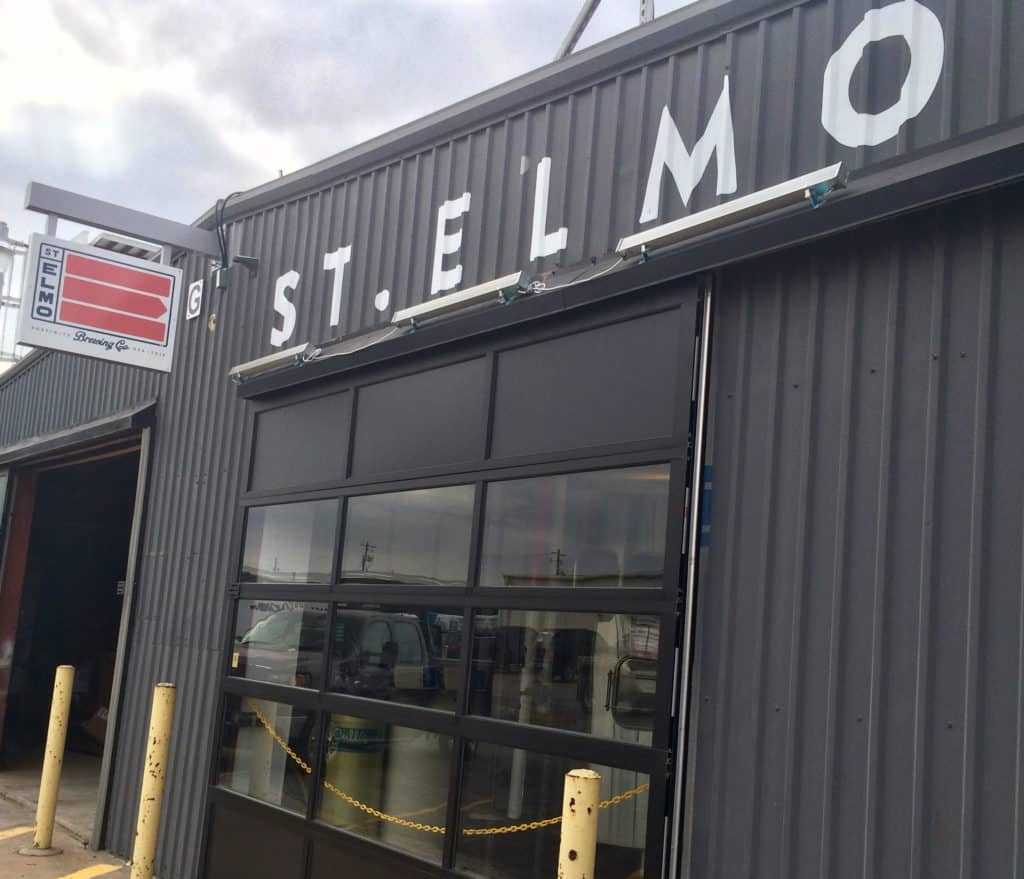 St Elmo Brewing Front