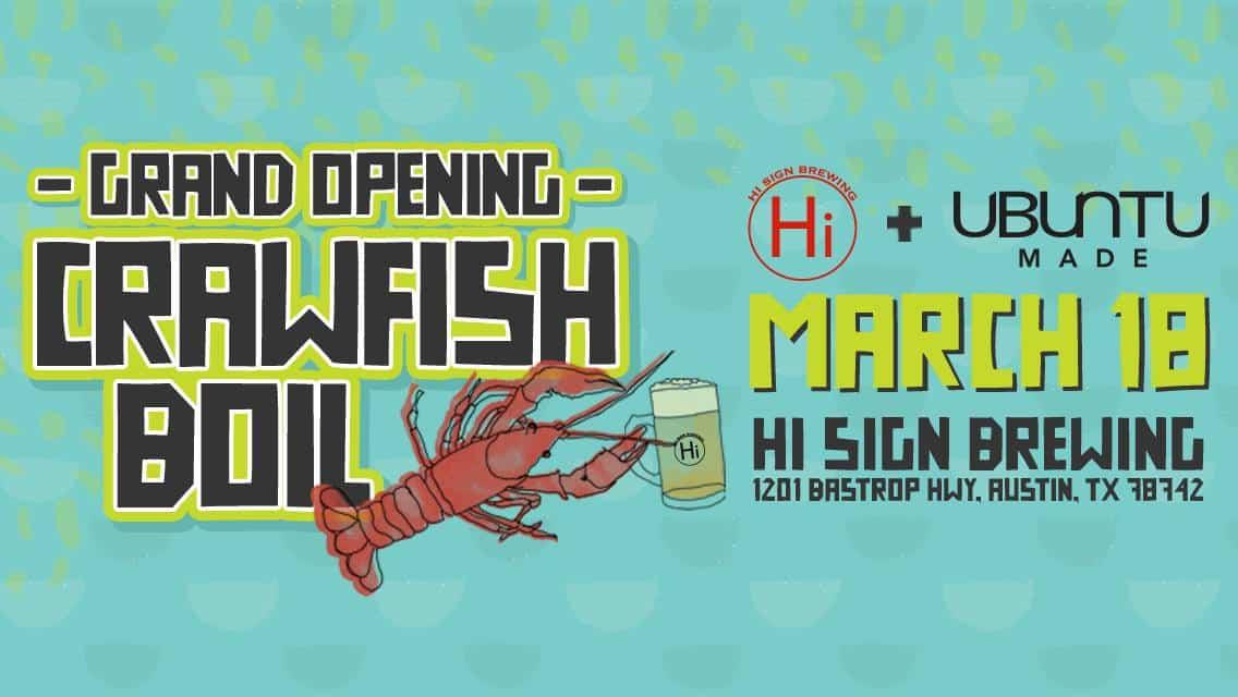 Austin Craft Beer Events Mar 13-19 2017