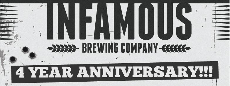 Infamous 4 year anniversary