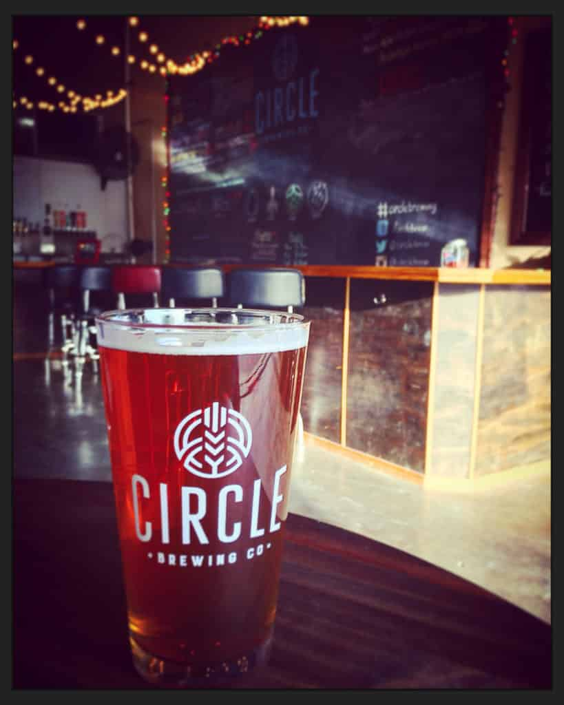 Circle Brewing Co - Texas Craft Brewery Profile