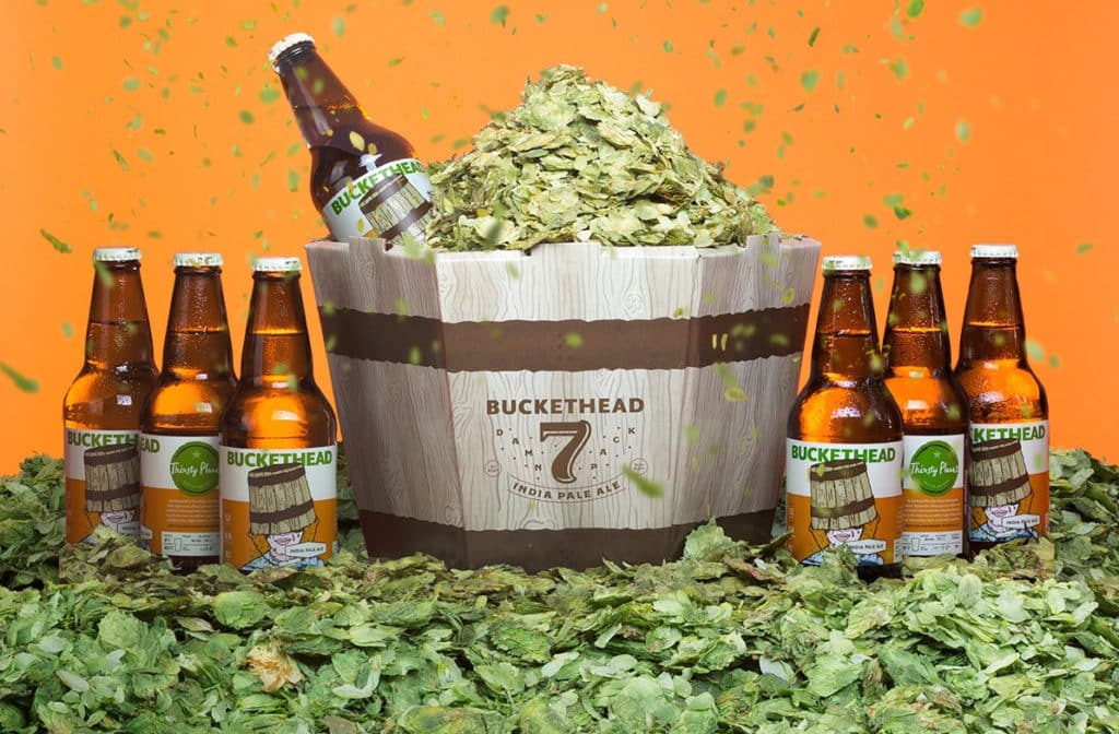 "Thirsty Planet Releases Buckethead IPA ""Damn 7 Pack"