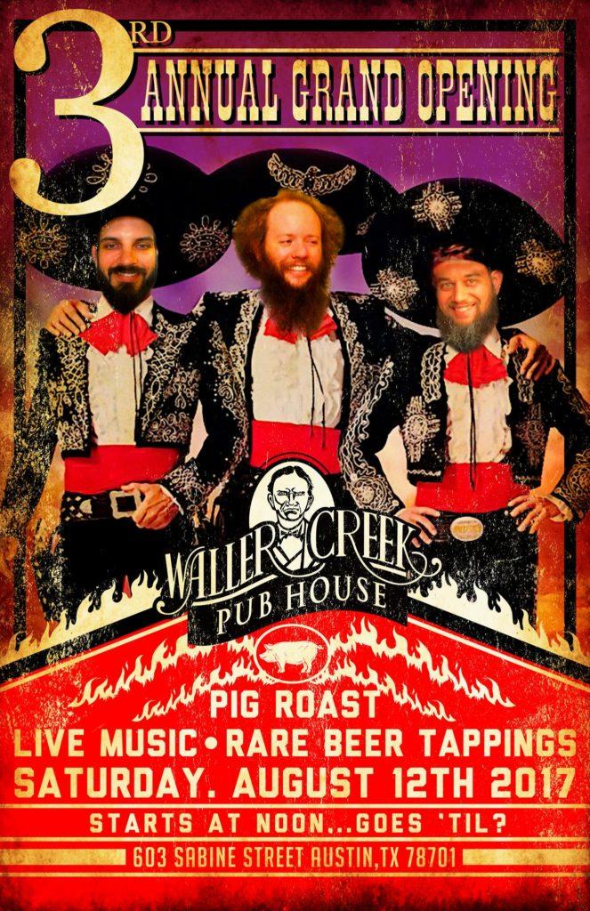 Austin Craft Beer Events Aug 7 - 13 2017