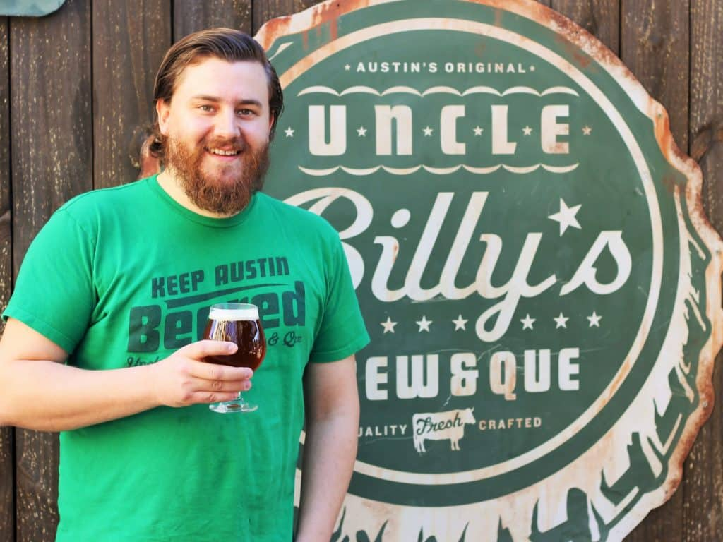 Uncle Billy's Announces New Head Brewer & New Beverage Program