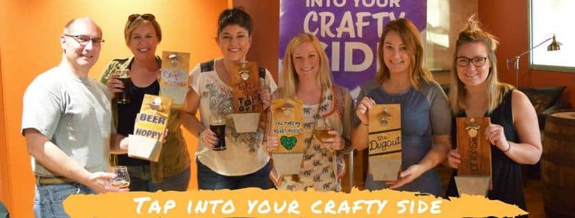 Crafts and Drafts | Pop-Up Events