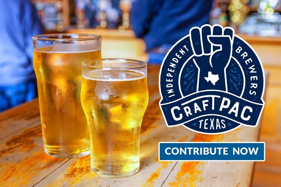 Texas Brewers Create CraftPAC To Battle Broken Beer Laws