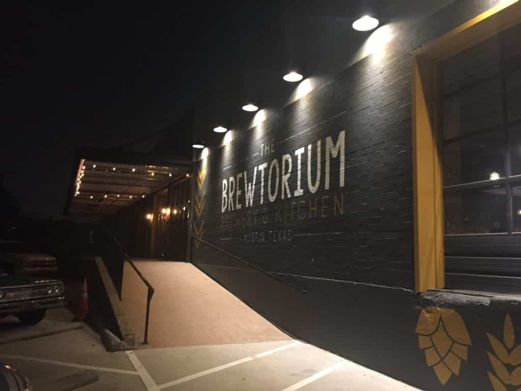The Brewtorium Brewery & Kitchen - Texas Craft Brewpub Profile