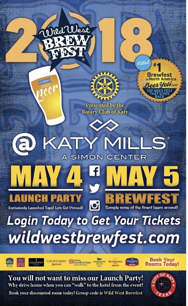 Katy Fest Launch Party