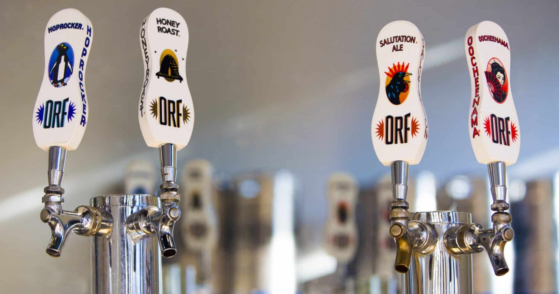 Orf Brewing - Texas Craft Brewery Profile