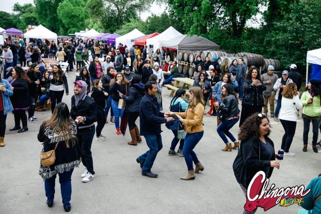 Recap: Hustle for the Cause Debuts Chingona Fest