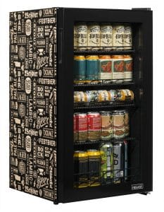 NewAir beer fridge