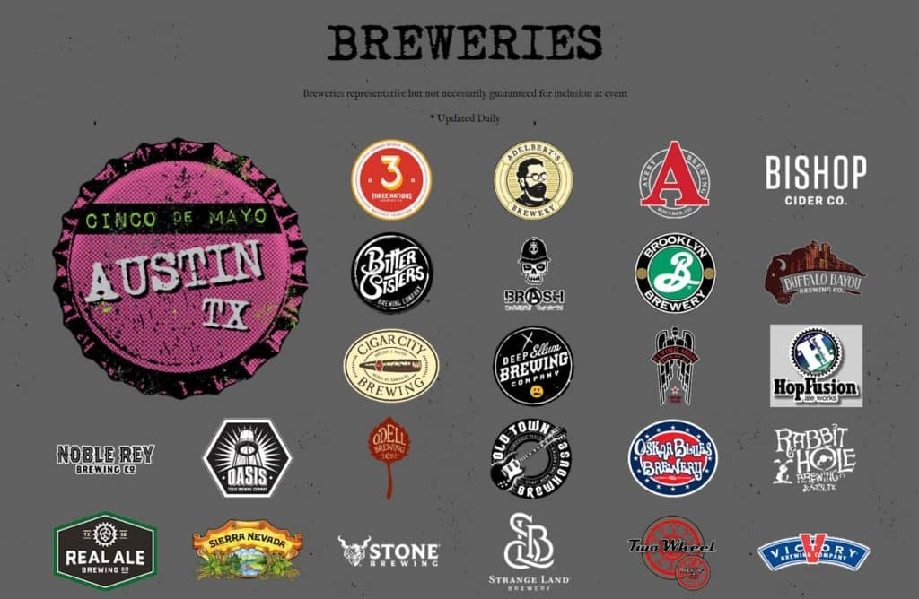 Craft Beer + Music Festival Kicks Off in Austin   Punk in Drublic