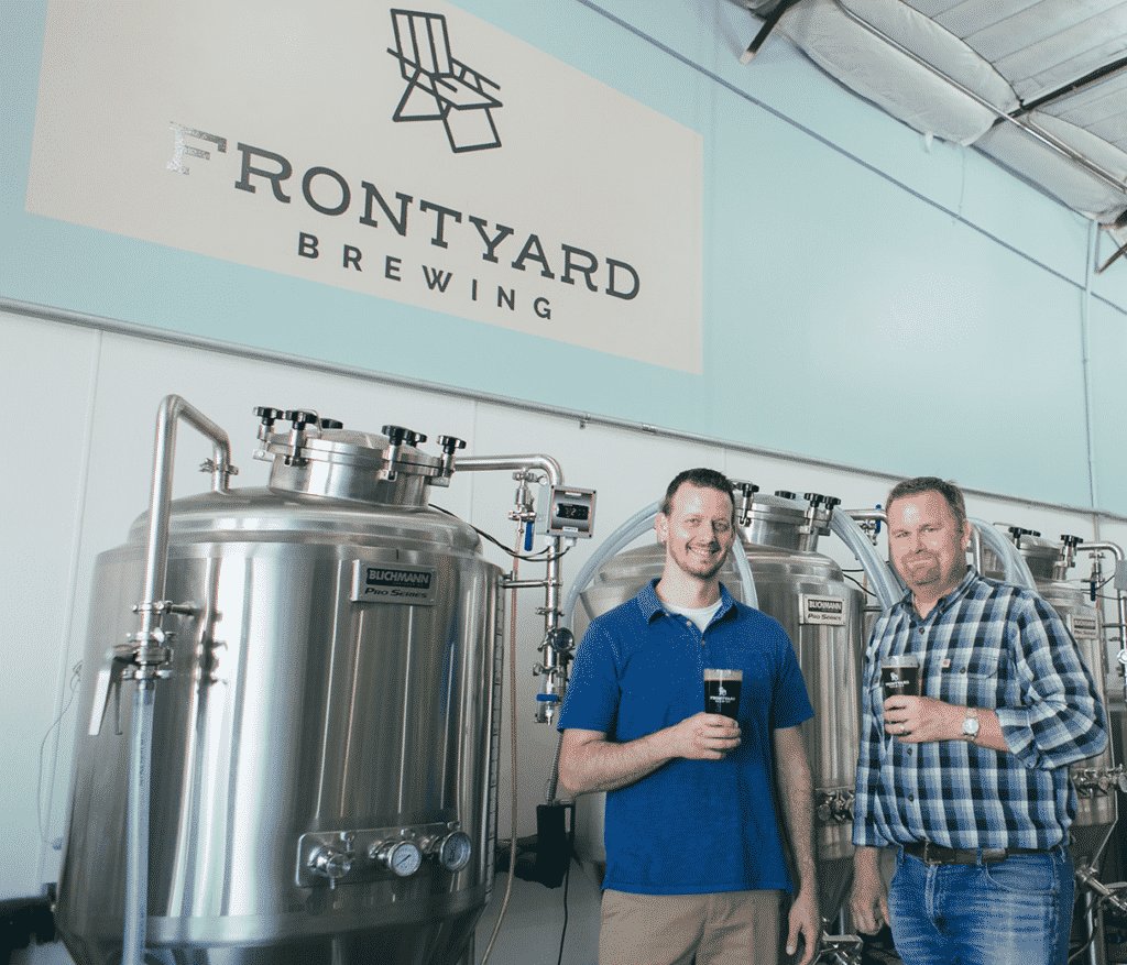 Frontyard Brewing - A Texas Craft Brewery Profile