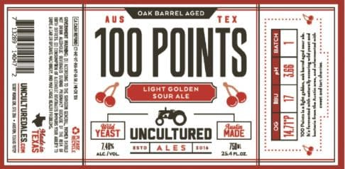 TABC Label and Brewery Approvals May 30 2018