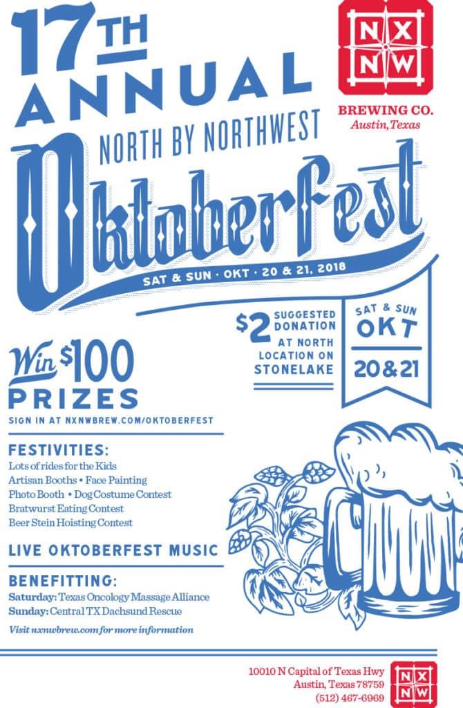 Austin Craft Beer Events Oct 15 - Oct 21 2018