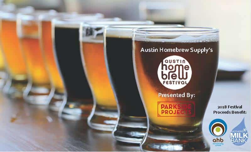 Austin Craft Beer Events Nov 26 - Dec 2 2018