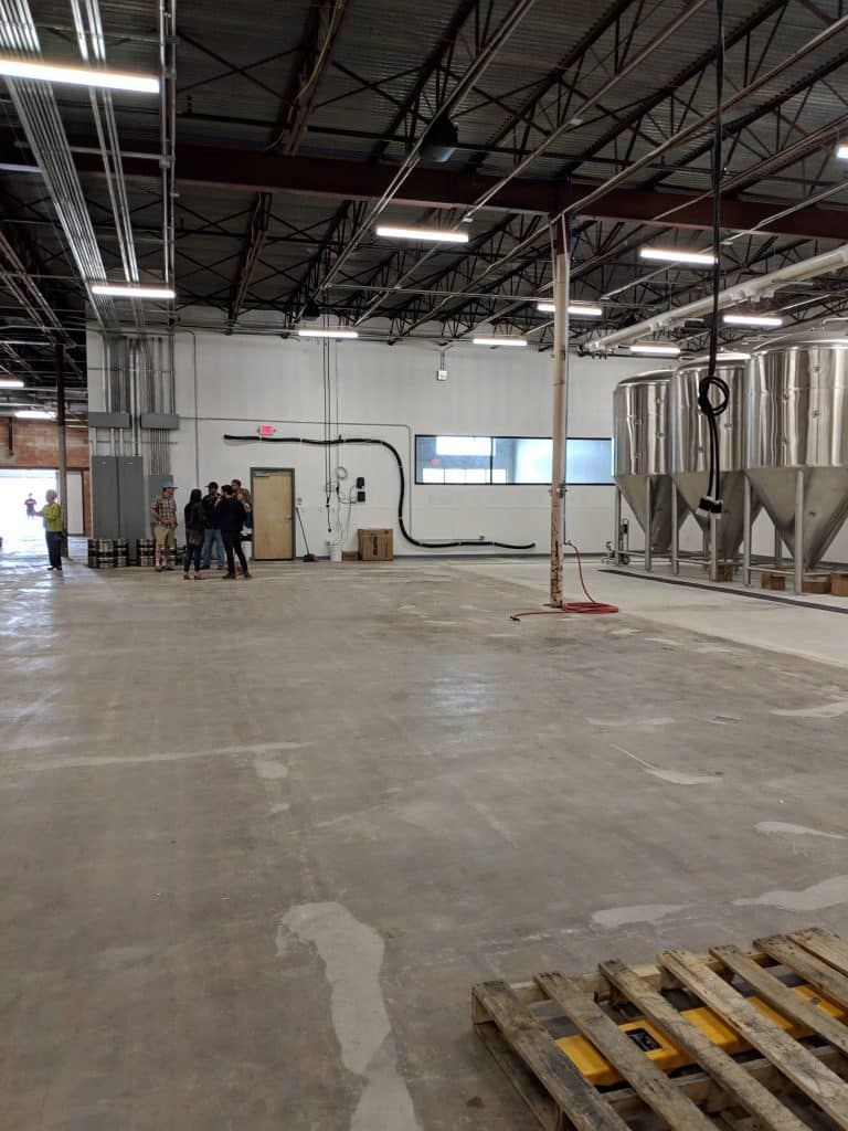 Hops and Grain Brewing New Location Open in San Marcos