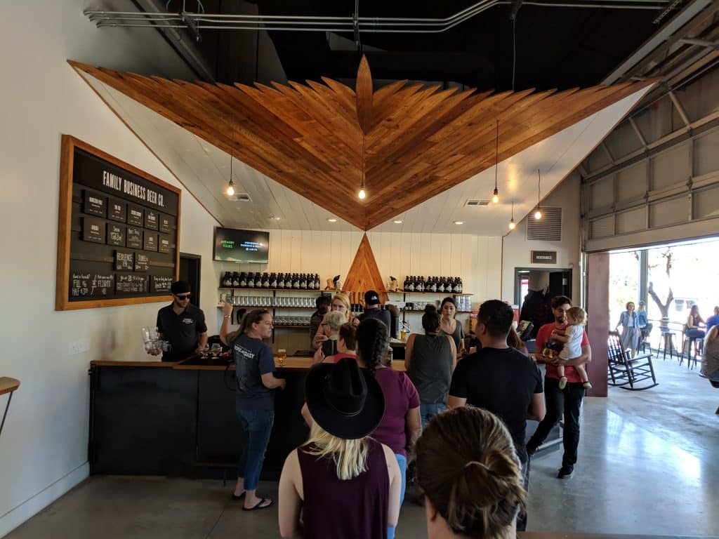 Family Business Beer Co - Texas Craft Brewery Profile