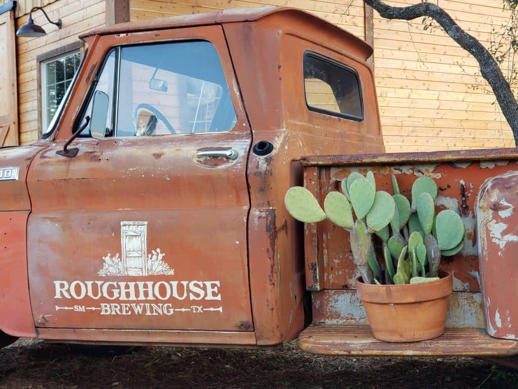 Roughhouse Brewing - San Marcos Texas
