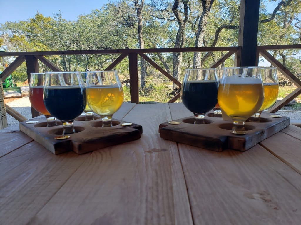 Roughhouse Brewing - San Marcos Texas