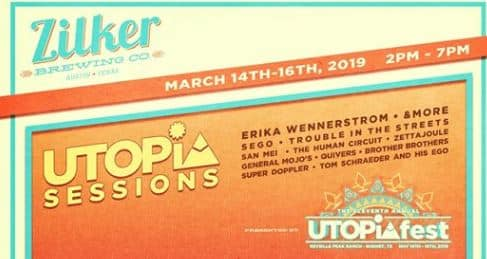 Austin Craft Beer Events March 11 - 17th 2019