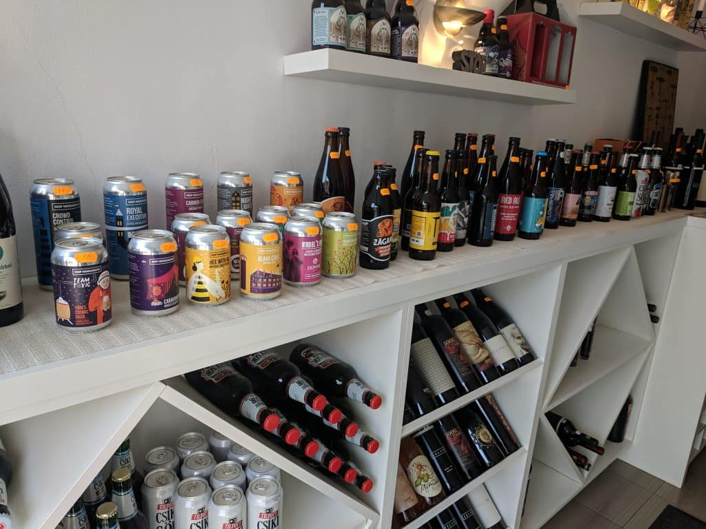 Finding Craft Beer in Romania
