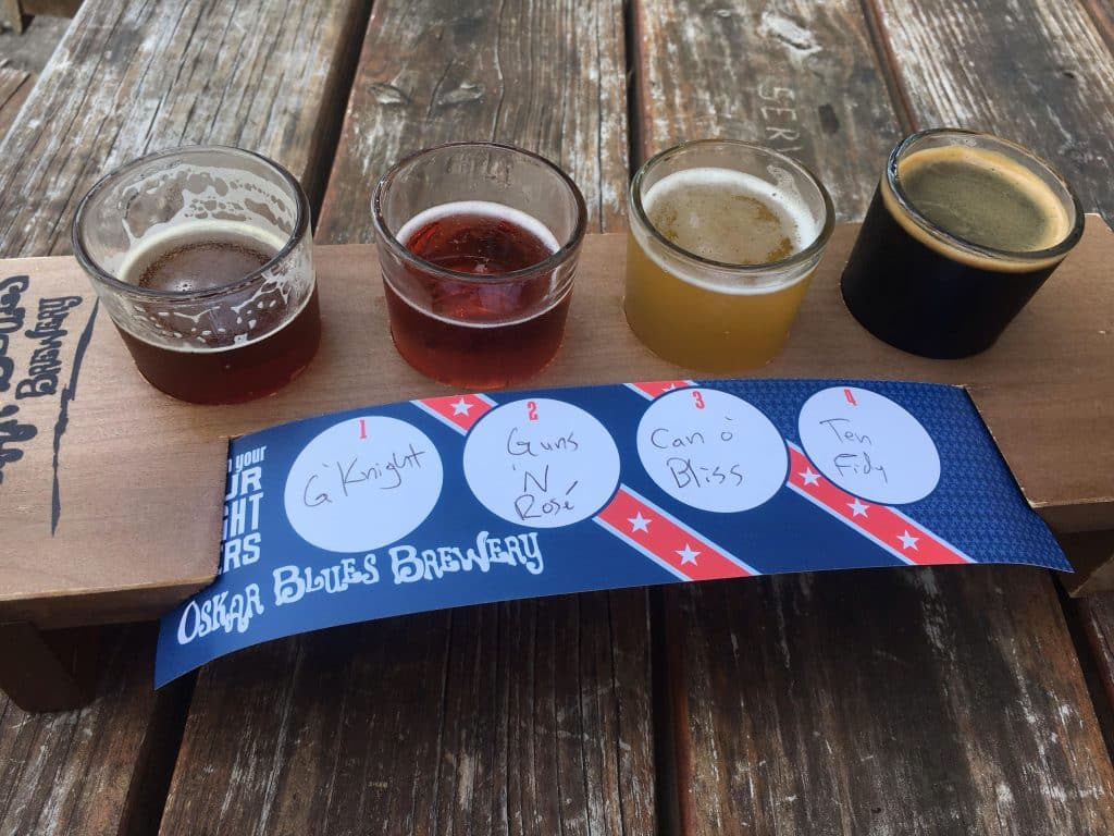 A Visit to Oskar Blues Brewery Austin