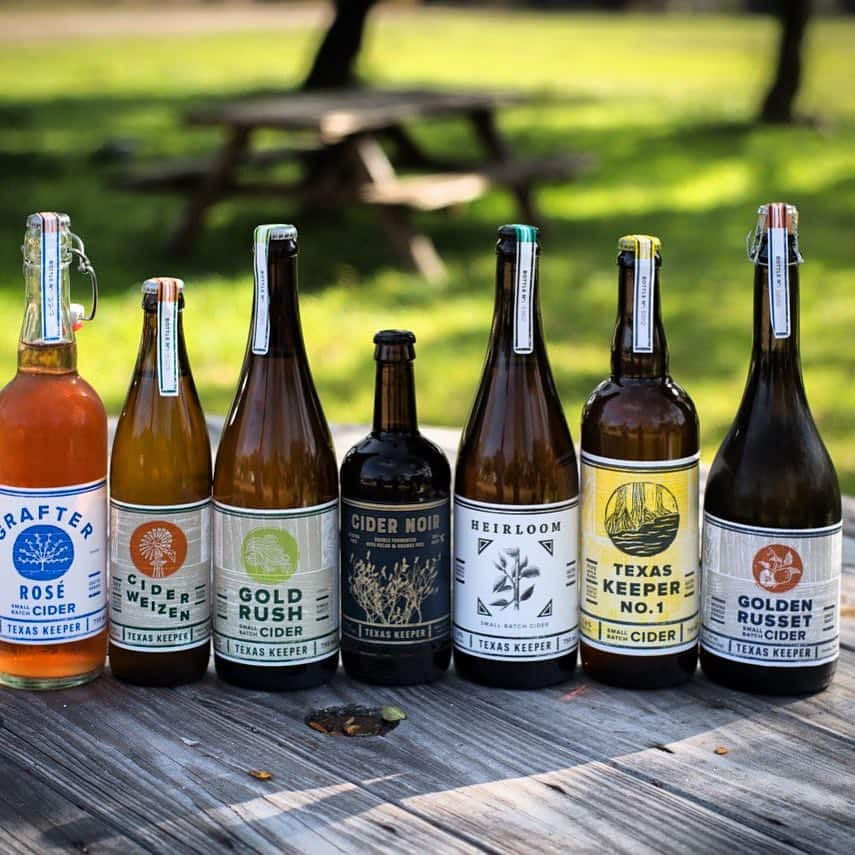 Best Cideries To Visit in Austin Texas