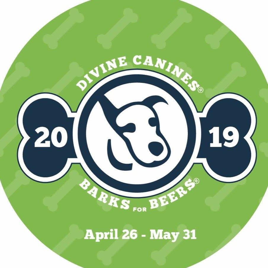 Barks For Beers April 26 - May 31 2019